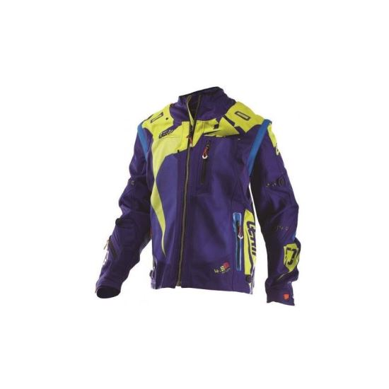 JACKET GPX 4.5 X-FLOW  BLUE/LIME