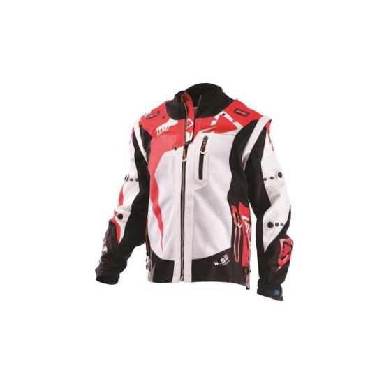 JACKET GPX 4.5 X-FLOW BLACK/RED