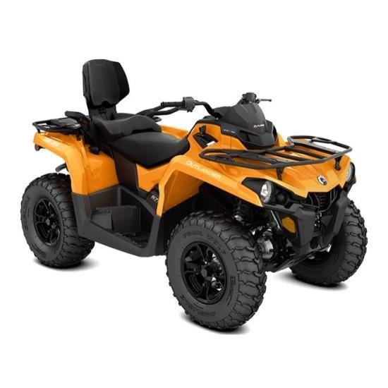 ATV CAN-AM Outlander 450 MAX 2019