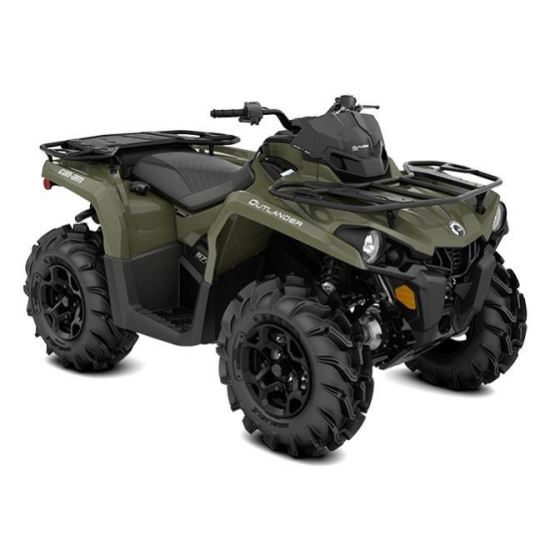 ATV CAN-AM Outlander 450 PRO 2018
