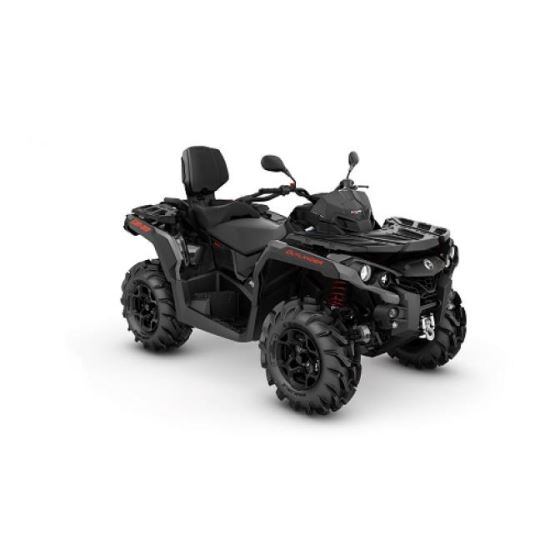 ATV CAN-AM Outlander 650 MAX PRO T3 2019