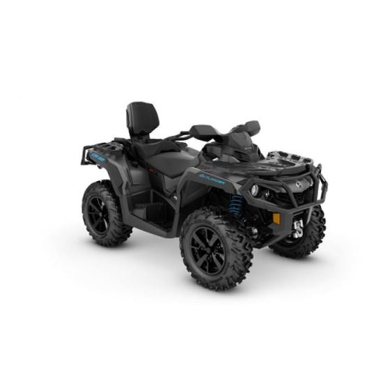 ATV CAN-AM Outlander 650 MAX XT 2019 rosu