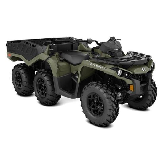 ATV CAN-AM Outlander 6X6 DPS T3 2018