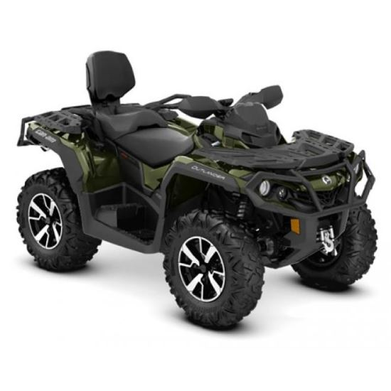 ATV CAN-AM Outlander 1000R MAX LIMITED 2019