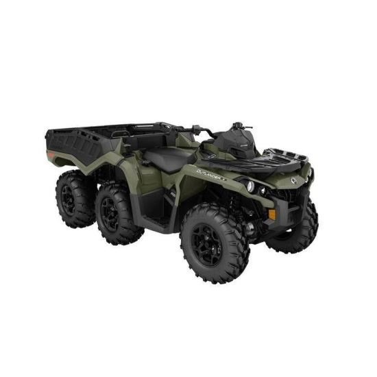 ATV CAN-AM Outlander 1000 6X6 PRO T3 2018