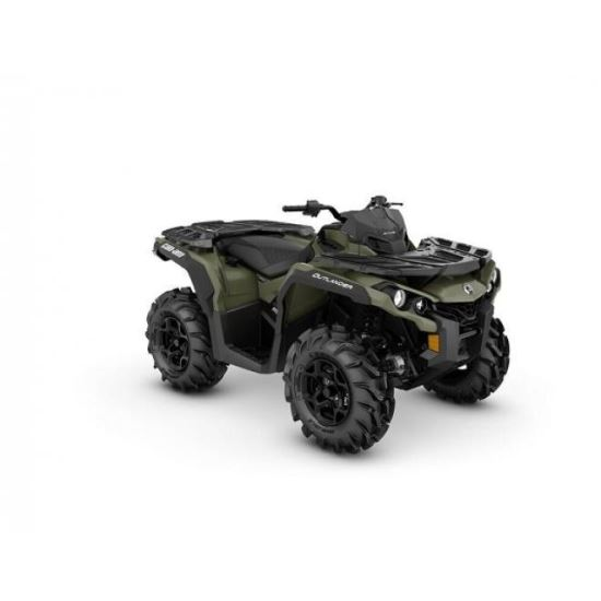 ATV CAN-AM Outlander 650 PRO 2019