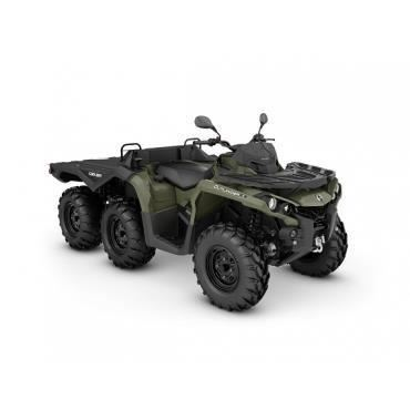 ATV CAN-AM Outlander 650 6X6 DPS T 2019