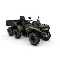 ATV CAN-AM Outlander 650 MAX 6X6 PRO+ T 2019