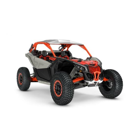Can-Am Maverick XRC Turbo R 2019