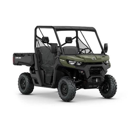Can-Am Traxter HD5 T 2019