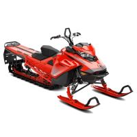 Ski-Doo Summit X 175 850 E-TEC ICE Red Dshot-Manual 2019
