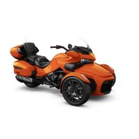 Can-Am Spyder F3 Limited SE6 Phoenix Orange Metallic Dark 2019