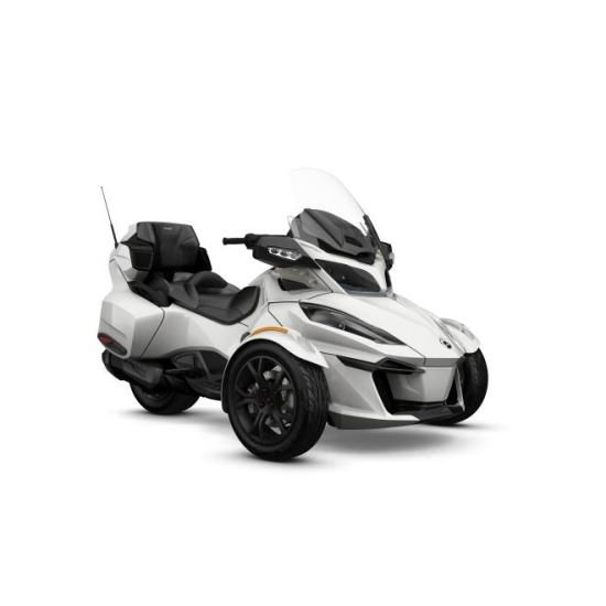 Can-Am Spyder RT Limited SE6 Pearl White Dark 2019